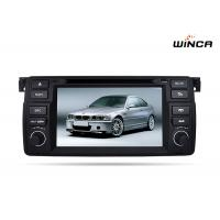 Buy cheap Two Din E46  BMW Android Multimedia With GPS Audio / Radio / Bluebooth / DVD from wholesalers