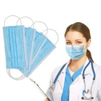 Buy cheap Personal Use Hypoallergenic Face Mask , Medical Disposable Face Mask from wholesalers