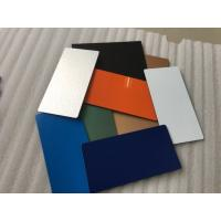 Buy cheap Easy Processing Aluminum Composite Material / ACM Metal Panel For Wall Cladding product