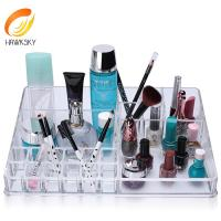 Buy cheap 2015 Luxury Retail 5 Drawer Acrylic Makeup Organizer from wholesalers