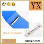 Buy cheap Bright Nickel Metal 2 Holes Folder Ring Binder Best Selling File Binder Clips from wholesalers
