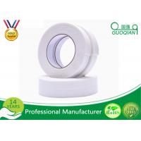 Buy cheap Hot Melt / Water Glue Strong Double Sided Adhesive Tape With Foam from wholesalers
