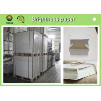 Buy cheap Professional Foldable Tea Bag Paper Cardboard Paper Roll 787mm / 889mm from wholesalers