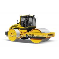 Buy cheap Shantui SR2124S triple drum static road roller 92kw Yuchai engine, 24tons operating weight from wholesalers