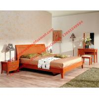 Buy cheap Whole set of MDF melamine panel with solid wood Apartment bedroom furniture in cheap price from China millwork manufactu product