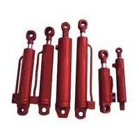 Buy cheap Small high pressure heavy duty hydraulic cylinders with High tensile steel rod for sale from wholesalers