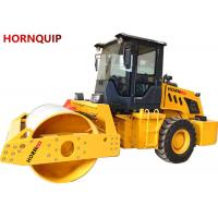 Buy cheap 8000kg 608S Heavy Equipment Roller Small Road Roller Construction Machinery from wholesalers