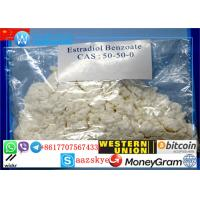 Buy cheap Natural Estrogen Sex Hormone Raw Steroid Powder Estradiol Benzoate 50-50-0 product