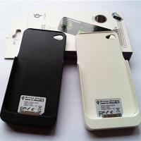Buy cheap Qi standard wireless charger receiver case wireless charging for iPhone 4 4S from wholesalers