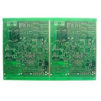 Buy cheap 8-Layer multilayer pcb board 1.6mm Thickness FR-4 TG150 Base , green sold mask Au:2u from wholesalers
