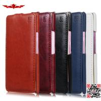Buy cheap Hot Selling 100% Qualify Brand New PU Flip Leather Cover Case For Huawei Ascend P6 from wholesalers