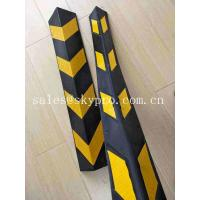 Buy cheap Round Wall Rubber Corner Lot Reflective Corner Protector for Guards Parking from wholesalers