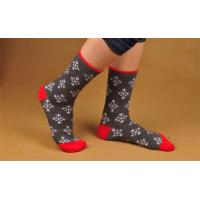 Buy cheap 2015 Fashion supersoft cotton socks in cartoon christmas design for lovers from wholesalers