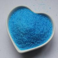 Buy cheap Blue Swimming Pool Maintenance Chemicals98 Copper Sulphate Pentahydrate For Algaecide from wholesalers