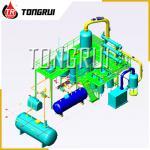 Buy cheap Resource Reuse Vacuum Distillation Equipment Waste Gasoline Diesel Engine Oil Refining from wholesalers