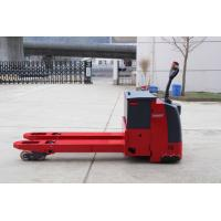 Buy cheap Heavy duty 7 Ton electric pallet jack rental , Stand on / Pedetrian Type from wholesalers