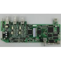 Buy cheap OEM SMT Surface Mount PCB Assembly Audio Power Amplifier Circuit Board FR4 from wholesalers