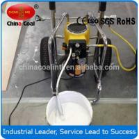Buy cheap Hot sale GD-7000E Airless Spray Painting Machine China Coal from wholesalers