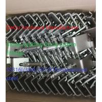 Buy cheap stone cladding fixing system/Z anchor/H20/H30/H40/H50/H60/H70/H100,stainless steel 304/316/201/410,marble anchor from wholesalers