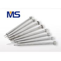 Buy cheap SKD61 Material Ejector Pins Injection Molding Accessories For Plastic Mould from wholesalers