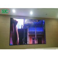Buy cheap RGB Indoor Led Display / Led Panel Advertising 768 X768mm Cabinet from wholesalers