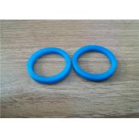 China Engineering Plastic Molded Parts Nylon / Plastic O Ring Food Grade on sale