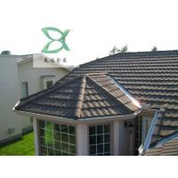 Buy cheap Galvalume flat clay roof tile from wholesalers