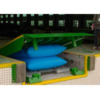Buy cheap CE Approved 10 Ton Airbag Dock Leveler For Loading / Unloading Cargo from wholesalers