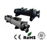 Buy cheap Refrigerating Equipment Shell And Tube Water Cooled Condenser R407C Refrigerant from wholesalers
