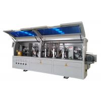 Buy cheap Straight Line Veneer Edge Banding Machine , Edge Trimming Machine For Furniture from wholesalers