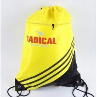 Buy cheap custom printing polyester/ nylon draw string bag from wholesalers