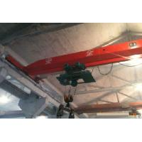Buy cheap Electric Boxed Type Bridge Crane For Workshop from wholesalers