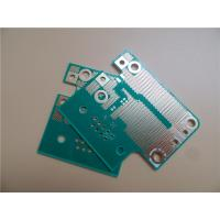 Buy cheap RO4350B 30 mil High Frequency PCB 1oz Green Solder Mask from wholesalers