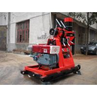 Buy cheap water well drilling rigs of HGY-200D Drilling rig from wholesalers