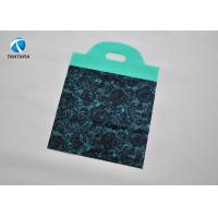Buy cheap Waterproof Handle Polythene Clothes Bags for shopping , leisure , travel from wholesalers