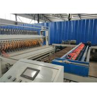 Buy cheap Building Concrete Rebar Wire Mesh Making Machine  , 380V Grating Welding Machine product