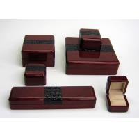Buy cheap Wooden Jewelry Box set product