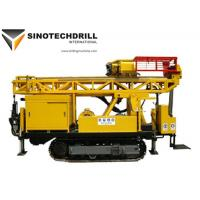 Buy cheap Crawler mounted full hydraulic Surface Core Drill Rig with NQ 1300m cummins engine from wholesalers