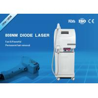 Buy cheap Pain Free 300W 808nm Diode Laser Hair Removal Machine Micro Cooling System from wholesalers