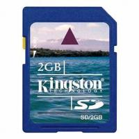 Buy cheap Kingston SD Secure Digital Memory Card from wholesalers