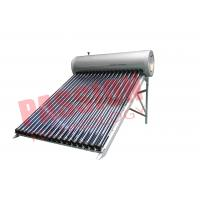 Buy cheap Slope Roof Heat Pipe Thermal Solar Water Heater from wholesalers