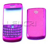 Buy cheap Colorful BlackBerry Bold 9700 Full Housing with Rose Red surface from wholesalers