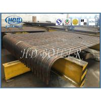 Buy cheap Alloy Steel Pin Type Water Wall Panels , Water Wall Tubes In Boiler For Reduce Heat Loss,High Efficient Heat Exchange from wholesalers