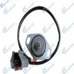 Buy cheap KOMATSU PC200-7 7861-93-4130 EXCAVATOR THROTTLE MOTOR FITTING SENSOR from wholesalers