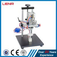 Buy cheap perfume bottle crimping machine for 15mm sprayer pumps from wholesalers