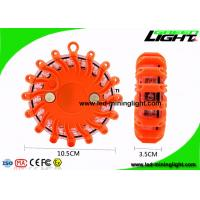 Buy cheap Super Bright Safety Led Warning Light Orange Roadside Emergency Disk from wholesalers