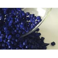 Buy cheap Fluorescence blue Plastic Masterbatch With 10% - 50% Pigment Content from wholesalers