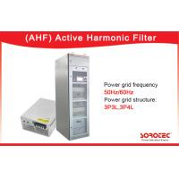 Buy cheap 400V 50Hz 50A Active Harmonic Filter PF 0.99 with 20kHz Switching Frequency product