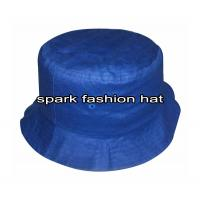 Buy cheap Cheap cotton twill blank bucket hat for promotion from wholesalers