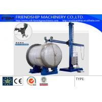 Buy cheap Tank Welding Line Turning Roll And Welding Manipulator from wholesalers